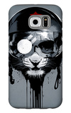 Eye of the Tiger Galaxy S6 Case by Hidden Moves