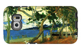 By the Seashore, Martinique Galaxy S6 Edge Case by Paul Gauguin