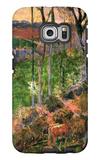 Small Breton Wooden Shoe Galaxy S6 Edge Case by Paul Gauguin