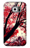 Fall Japanese Maples, Oakland Galaxy S6 Case by Vincent James