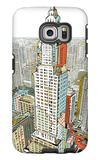 Manhattan Galaxy S6 Edge Case by  HR-FM