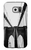 Brooklyn Bridge I Galaxy S6 Case by Nicholas Biscardi