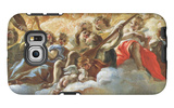 Musical Angels Galaxy S6 Edge Case by Sir Anthony Van Dyck