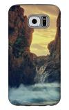 Cove Drama, Big Sur Galaxy S6 Case by Vincent James
