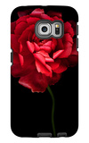 Red Ranunculus Galaxy S6 Edge Case by Magda Indigo