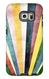 Grunge Sunbeams Galaxy S6 Edge Case by  Mazirama