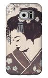 Kyoto Geisha Galaxy S6 Case by Bella Dos Santos