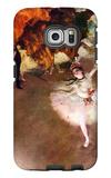 The Prima Ballerina Galaxy S6 Edge Case by Edgar Degas