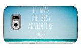 It Was the Best Adventure Ever Galaxy S6 Case by Susannah Tucker