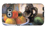 Still Life with Apples, Pears and Krag Galaxy S6 Edge Case by Paul Gauguin