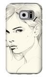 Sutileza Galaxy S6 Case by Manuel Rebollo