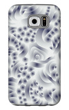 Psychedelic Seamless Pattern Galaxy S6 Case by Alexandra Khrobostova