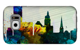 Providence City Skyline Galaxy S6 Case by  NaxArt