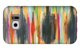 Aztec Abstract Galaxy S6 Case by Melissa Lyons