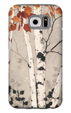 Birch Tapestry Galaxy S6 Case by Melissa Pluch