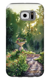 Nostalgic Country Cottage Galaxy S6 Case