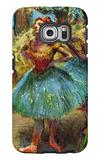 Dancers Galaxy S6 Edge Case by Edgar Degas