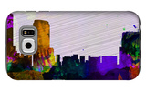 Grand Rapids City Skyline Galaxy S6 Case by  NaxArt