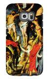 Crucifixion Galaxy S6 Edge Case by Peter Paul Rubens