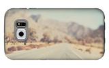 Usa California Sierra Nevadas Galaxy S6 Case by Laura Evans