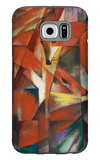 The Fox, c.1913 Galaxy S6 Case by Franz Marc