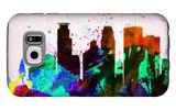 Minneapolis City Skyline Galaxy S6 Case by  NaxArt
