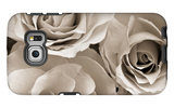 Three White Roses Galaxy S6 Edge Case by Robert Cattan