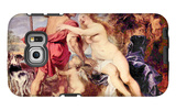Venus and Adonis Galaxy S6 Edge Case by Peter Paul Rubens
