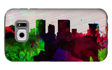El Paseo City Skyline Galaxy S6 Case by  NaxArt