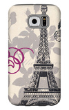 World Tour Butterfly Galaxy S6 Case by  Z Studio
