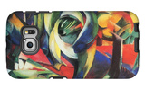 The Mandrill Galaxy S6 Edge Case by Franz Marc