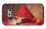 The Strawberry Basket Galaxy S6 Edge Case by Jean-Baptiste Simeon Chardin