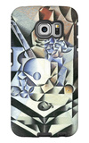 Still Life with Flowers Galaxy S6 Edge Case by Juan Gris
