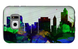 Tulsa City Skyline Galaxy S6 Case by  NaxArt