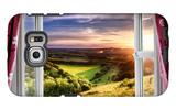 Amazing Window View Galaxy S6 Edge Case by  MrEco99