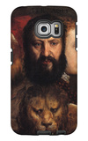 An Allegory of Prudence Galaxy S6 Edge Case by  Titian