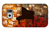 Grand Piano Galaxy S6 Case by Carmen Guedez