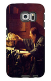 The Astronomer Galaxy S6 Edge Case by Jan Vermeer