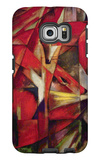 The Foxes Galaxy S6 Edge Case by Franz Marc