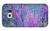 Redbud River Abstract Galaxy S6 Case by Vincent James