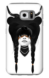 Bear Warrior Galaxy S6 Case by Ruben Ireland
