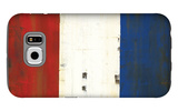 French Flag Galaxy S6 Case by Melissa Lyons