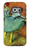 Dancers at the Bar Galaxy S6 Edge Case by Edgar Degas