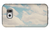Fluffy Skies ... Galaxy S6 Case by Laura Evans