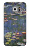 Water Lilies (Nympheas), c.1916 Galaxy S6 Case by Claude Monet