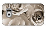 Three White Roses Galaxy S6 Case by Robert Cattan