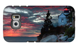Sunset at Bass Harbor Galaxy S6 Edge Case by Vincent James