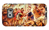 Abraham with Melchizedek Galaxy S6 Edge Case by Peter Paul Rubens