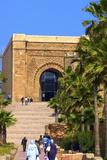 Bab Oudaia, Oudaia Kasbah, Rabat, Morocco, North Africa, Africa Photographic Print by Neil Farrin