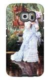 The Elder Strauss Galaxy S6 Edge Case by James Tissot
